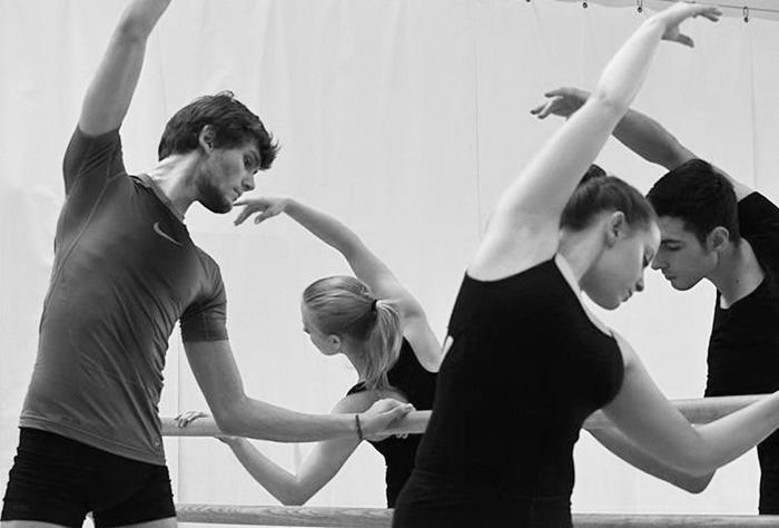 Ausbildung zum Bühnentänzer an der CDSH – Contemporary Dance School