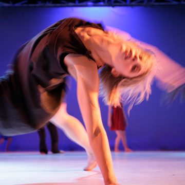 Jahrgang 2006–2009 der Contemporary Dance School Hamburg – Diversions