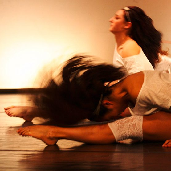 Jahrgang 2007–2010 der Contemporary Dance School Hamburg – Orixas