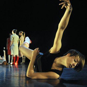 Jahrgang 2009–2012 der Contemporary Dance School Hamburg – EigenArt