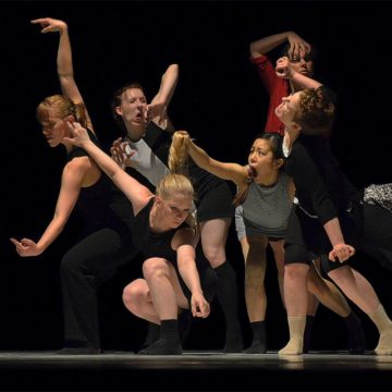 Jahrgang 2010–2013 der Contemporary Dance School Hamburg – Substanz