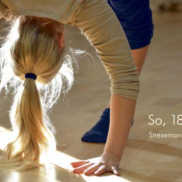 Die Contemporary Dance School Hamburg lädt ein zum Tag der offenen Tür 2015